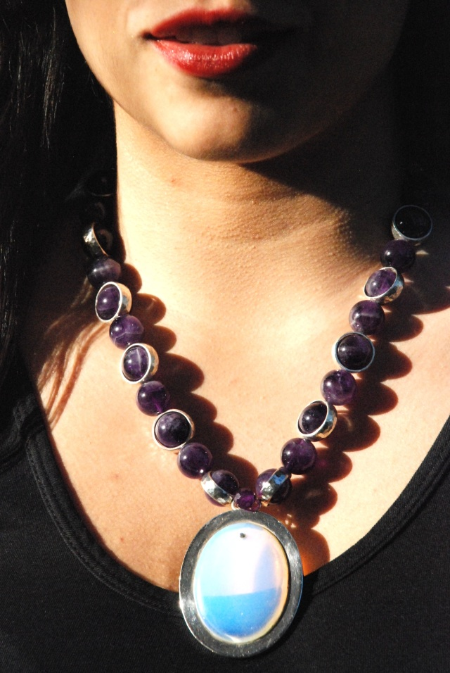 jewerly, moon stone, amethyst, precious, stones, energy, positive energy, spiritual, gems, handmade, ecuador, handmade in ecuador, miami, miami fashion, fashion blog