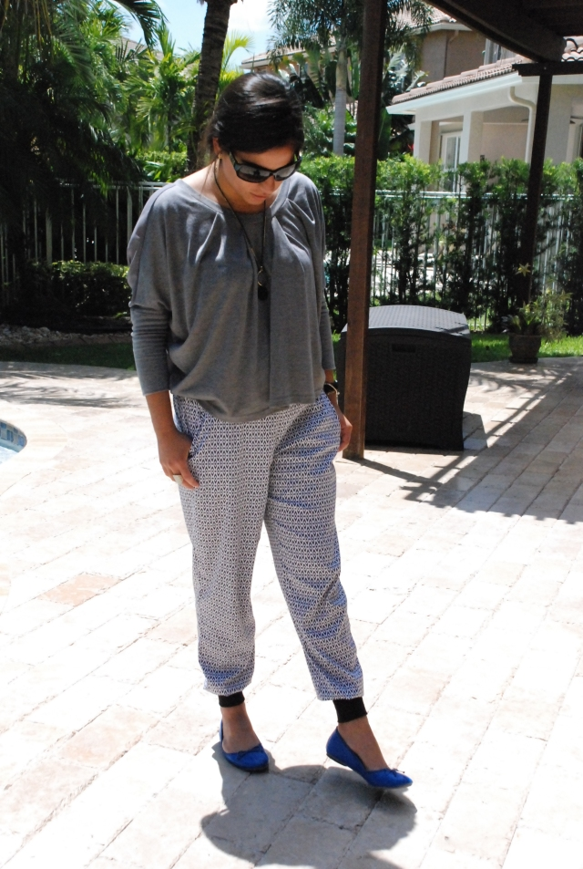 androbel, fashion, ootd, outfit, my style, gray, summer, miami, weston